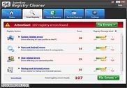 SuperEasy Registry Cleaner Utilitaires