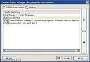 Taskbar Button Manager Utilitaires