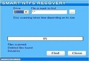 Smart NTFS Recovery Utilitaires