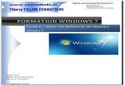 Windows 7 - initiation Informatique