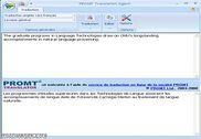 Promt Translation Agent Bureautique