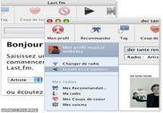 Last.fm Bureautique