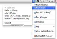 Daemon Tools Pour Mac Utilitaires