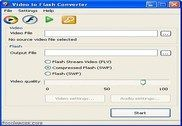 Video to Flash Converter Multimédia