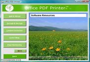 Office PDF Printer Bureautique