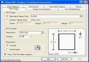 Vista PDF Creator Bureautique