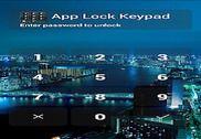 App Lock Keypad Bureautique