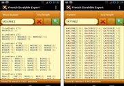 Scrabble Expert (Français) Android Jeux