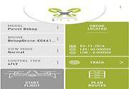 4FLY drone Parrot Bebop, 3DR Bureautique