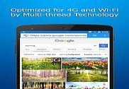 4G Speed Up Internet Browser Bureautique
