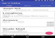 App of Holding for D&D Bureautique