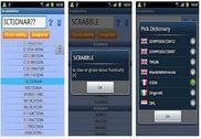 Scrabble Dico et Anagrammes Android Jeux