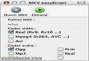 MKV easyXtract Multimédia