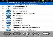 Saudi Arabia FREE Guide & Map Maison et Loisirs