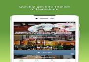 Kamakura Guide NAVITIME Travel Maison et Loisirs