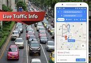 GPS Route Finder : Maps Navigation & Direction Maison et Loisirs