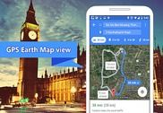 Earth Map Live : GPS Maps Navigation Maison et Loisirs