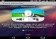 Voice Recorder by Sygic Maison et Loisirs