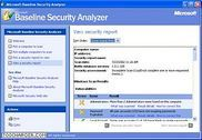 Microsoft Baseline Security Analyzer Utilitaires