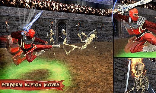 Temple Ninja échapper Mission