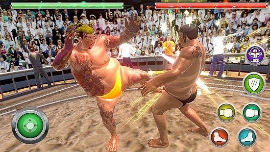 Real Sumo Fighting 2017: Superstars Wrestling