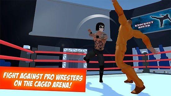 Wrestling: Revolution Fight 3D