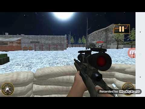 American Sniper Assassin 3D