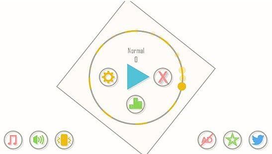 Spin-circle