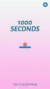 1000 Seconds