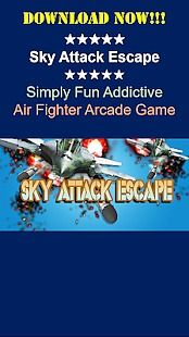 Sky Attack Escape