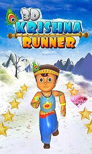 3D krishna Runner