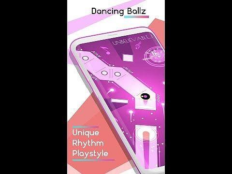 Dancing Ballz: Ligne de Musique