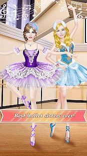Ballet Sisters Beauty Makeover