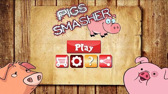 Aplasta Cerdos : Pigs Smasher
