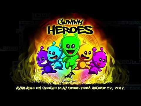 Gummy Heroes