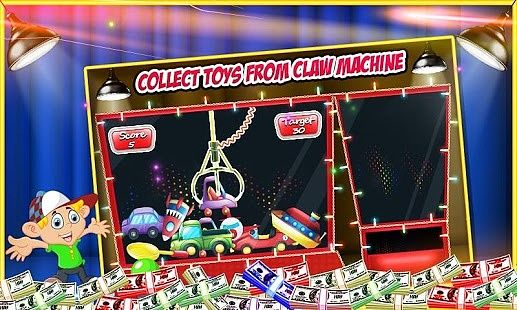 Simulateur machine prix Claw