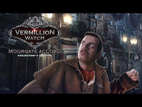 Vermillion Watch: L'Accord de Moorgate