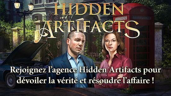 Hidden Artifacts:Objets Cachés