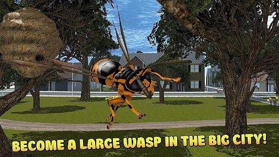 Ville Insecte Wasp Simulator