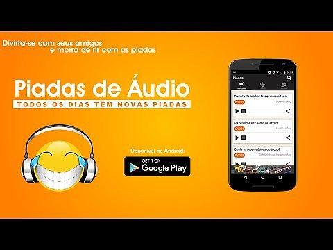 Piadas de Áudio