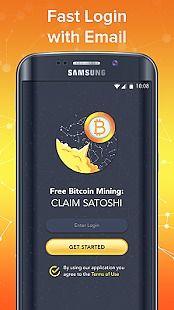 Bitcoin Mining: Claim Satoshi - BTC Faucet