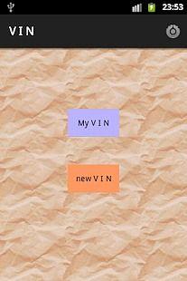 V I N