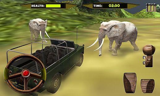 Sauvage Safari Parc animalier