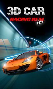 3D Car Racing Real