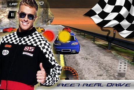 Real Rivals Fast Drift Race 3D
