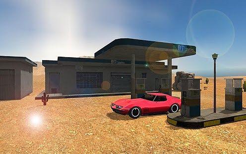 American Classic Car Simulator