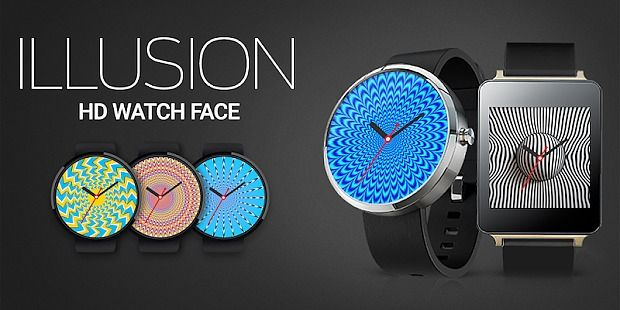 Illusion HD Watch Face