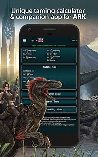 A-Calc domptage pour Ark Survival Evolved