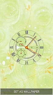 Horloge Murale Fond d'Écran