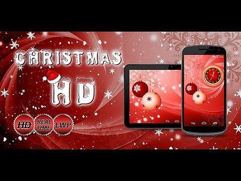 Christmas Free HD LWP